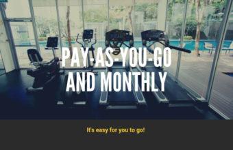 パーソナルトレーニングジムの都度払い・月額制はスタイル維持におすすめ