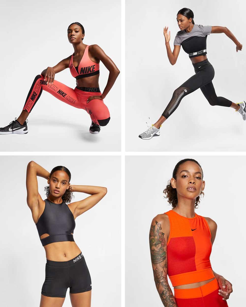 Nikeのセットアップ
